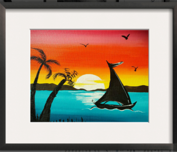 PAINTING NO 1 - THIS PAINTING IS FOR SALE RS 5001/-